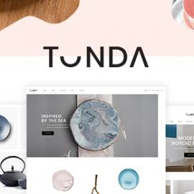 Tonda - Elegant Shop Theme