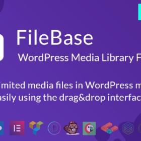 WordPress Media Library Folders - FileBase