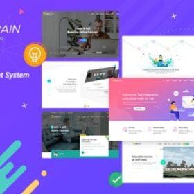 CorpTrain | Corporate Training WordPress Theme