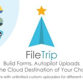 Filetrip | Easily upload to Dropbox + Google Drive + S3 + WordPress
