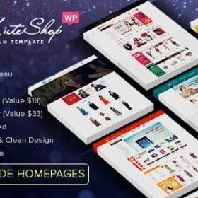 KuteShop - Fashion, Electronics & Marketplace Elementor WooCommerce Theme