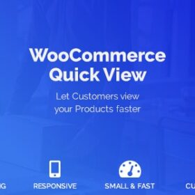 WooCommerce Quick View by welaunch
