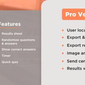 WordPress Quiz Maker Plugin
